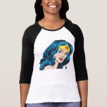 Wonder Woman Face T Shirts