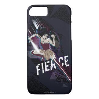 Wonder Woman - Fierce iPhone 8/7 Case