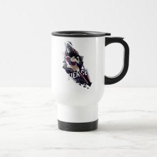 Wonder Woman - Fierce Travel Mug