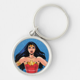 Wonder Woman - Fight For Peace Key Ring