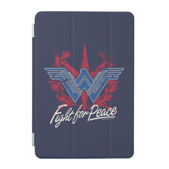 Wonder Woman Fight For Peace Symbol iPad Mini