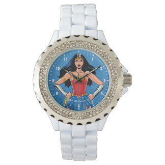 Wonder Woman - Fight For Peace Wrist Watch