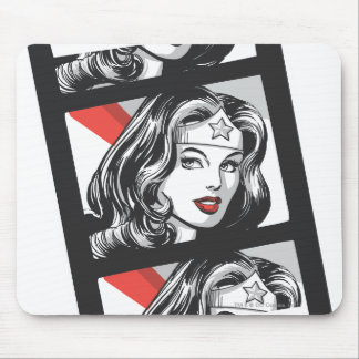 Wonder Woman Film Strip Mouse Mat