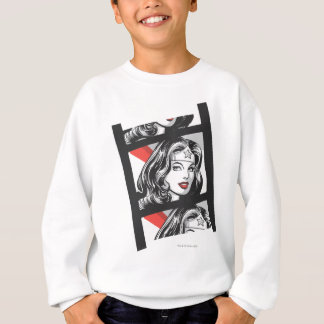 Wonder Woman Film Strip Sweatshirt