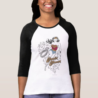 Wonder Woman Flourish T-Shirt