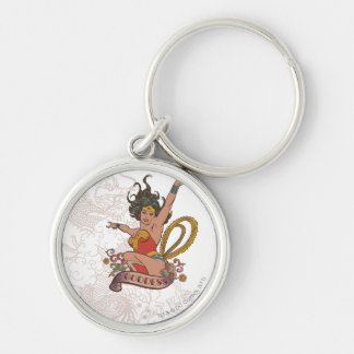 Wonder Woman Goddess Key Ring