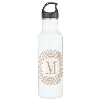 Wonder Woman Greek Pattern 710 Ml Water Bottle