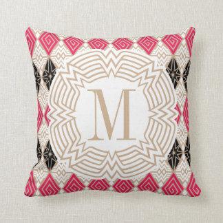 Wonder Woman Greek Pattern Cushion