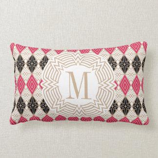 Wonder Woman Greek Pattern Lumbar Cushion