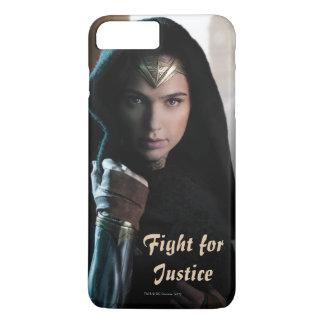 Wonder Woman in Cloak iPhone 8 Plus/7 Plus Case