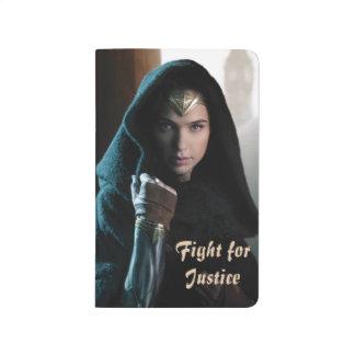 Wonder Woman in Cloak Journals