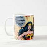 Wonder Woman Issue #272 Basic White Mug