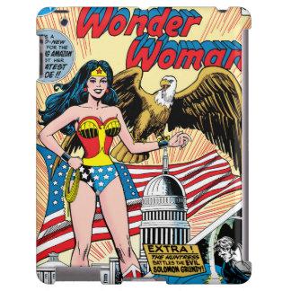 Wonder Woman Issue #272 iPad Case