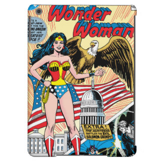 Wonder Woman Issue #272 Cover For iPad Air