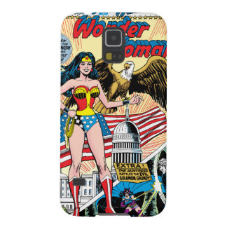 Wonder Woman Issue #272 Galaxy S5 Covers