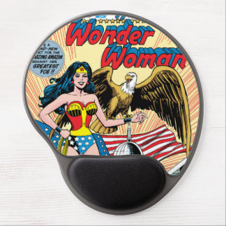 Wonder Woman Issue #272 Gel Mouse Mat