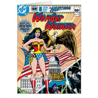 Wonder Woman Issue #272 Greeting Card