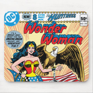 Wonder Woman Issue #272 Mouse Mat