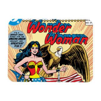 Wonder Woman Issue #272 Rectangular Photo Magnet