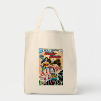 Wonder Woman Issue #272 Tote Bag