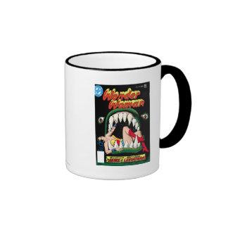 Wonder Woman Jaws Ringer Mug