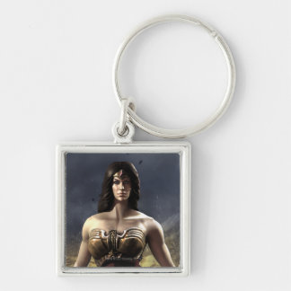 Wonder Woman Key Ring
