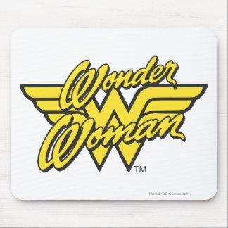 Wonder Woman Logo 1 Mouse Pad