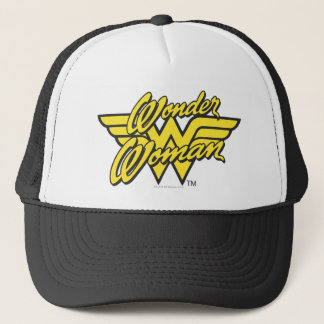 Wonder Woman Logo 1 Trucker Hat