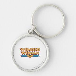 Wonder Woman Logo 2 Key Ring