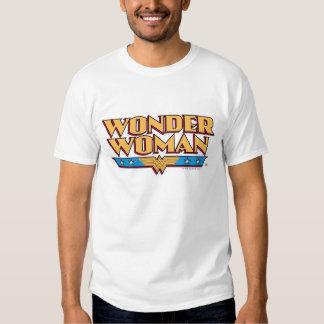 Wonder Woman Logo 2 T Shirt