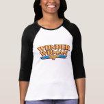 Wonder Woman Logo 2 Tshirts