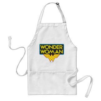 Wonder Woman Logo 3 Standard Apron