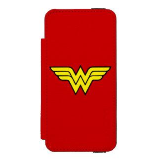 Wonder Woman Logo Incipio Watson™ iPhone 5 Wallet Case