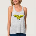 Wonder Woman Logo Tank Top