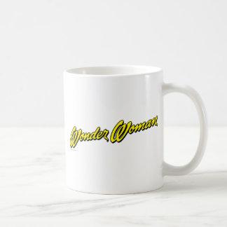 Wonder Woman Name Coffee Mug