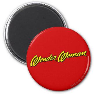 Wonder Woman Name Magnet