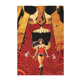 Wonder Woman New 52 Comic Cover #23 Canvas Print