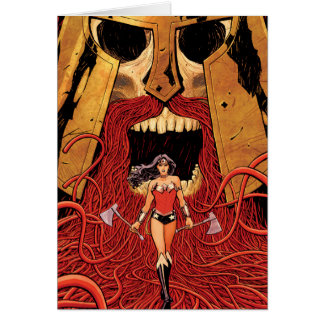 Wonder Woman New 52 Comic Cover #23 Card