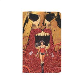 Wonder Woman New 52 Comic Cover #23 Journal