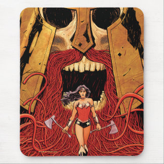 Wonder Woman New 52 Comic Cover #23 Mouse Mat
