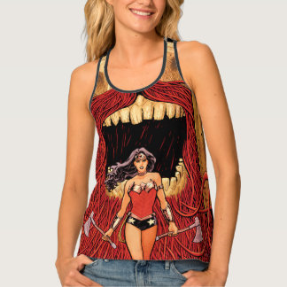 Wonder Woman New 52 Comic Cover #23 Tank Top
