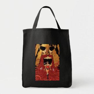 Wonder Woman New 52 Comic Cover #23 Tote Bag