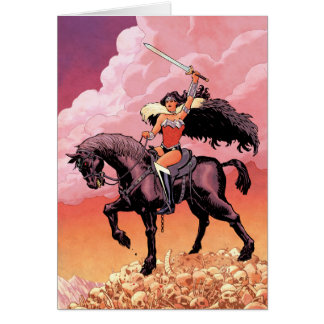 Wonder Woman New 52 Comic Cover #24 Card