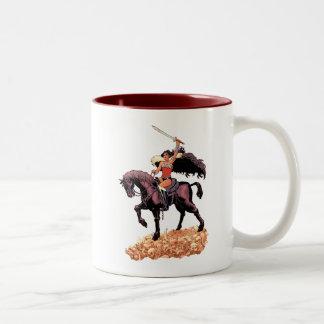 Wonder Woman New 52 Comic Cover #24 Two-Tone Coffee Mug