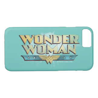 Wonder Woman Pencil Logo iPhone 8/7 Case