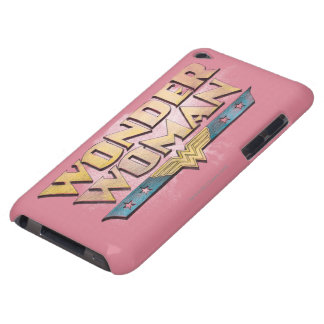 Wonder Woman Pencil Logo iPod Touch Case