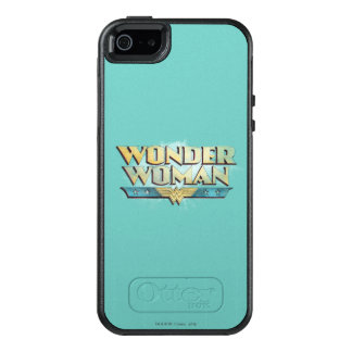 Wonder Woman Pencil Logo OtterBox iPhone 5/5s/SE Case