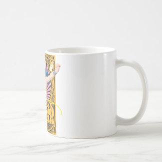 Wonder Woman Poster Basic White Mug