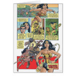 Wonder Woman Princess Diana Greeting Cards