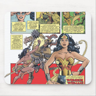 Wonder Woman Princess Diana Mouse Mat